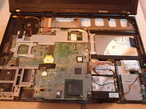 X200 from inside