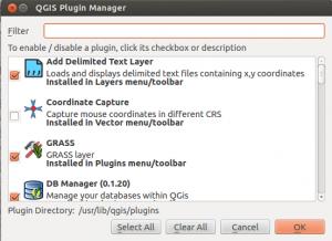 QGIS GRASS Plugin image