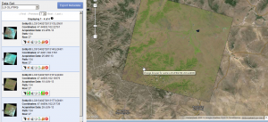 near real-time images from central Mongolia, available for download