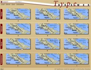 Kartenthema TypeBrewer.org