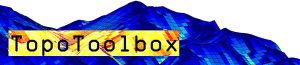 TopoToolbox for MatLab