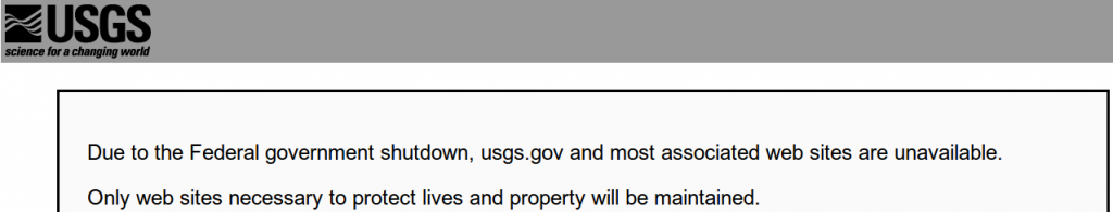 usgs, government