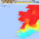 geothermal ireland real time map