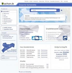 Geoportal.Sachsen