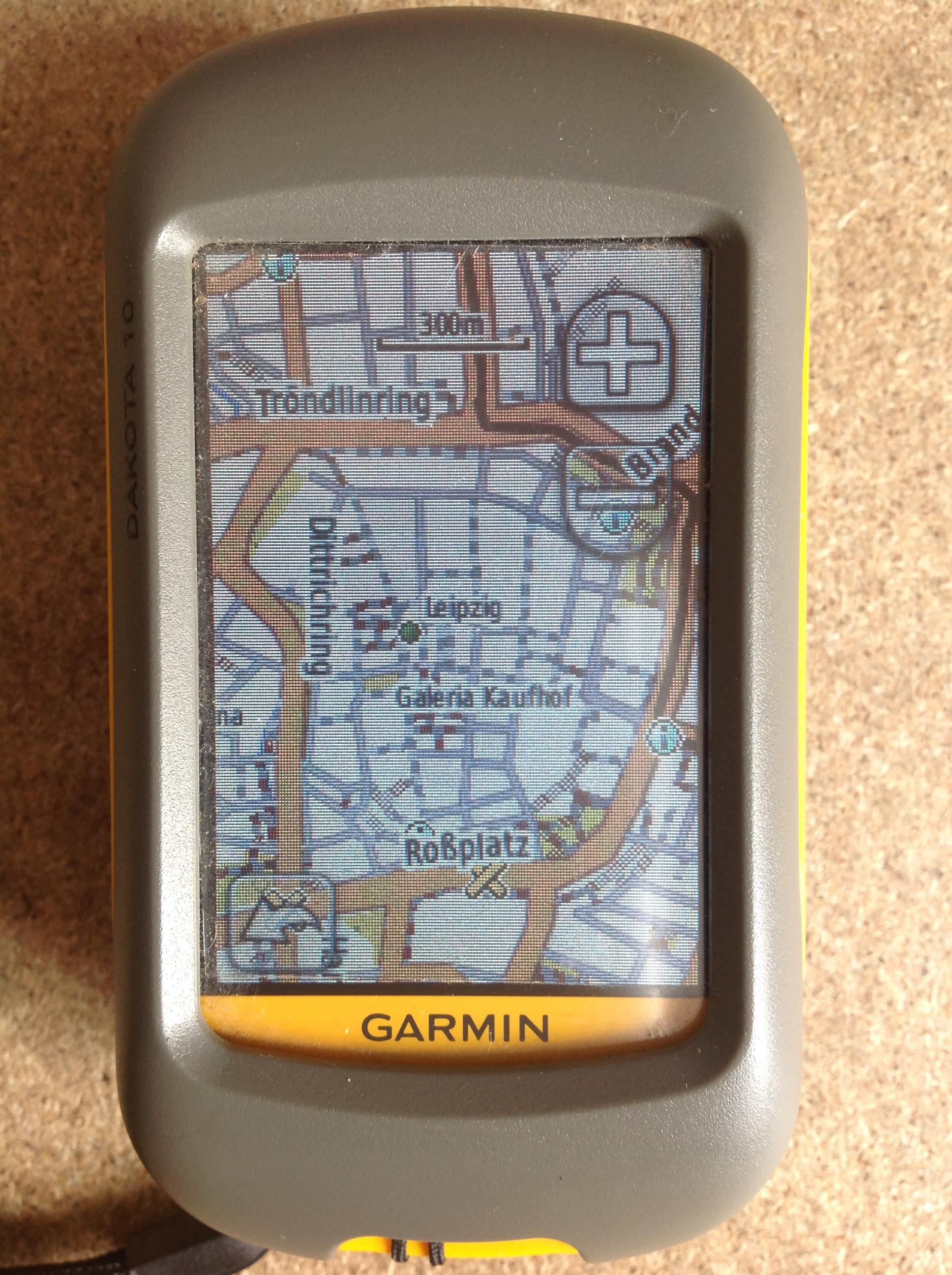 free maps for garmin dakota 10