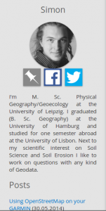 author description digital geography