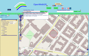 House Wittgenstein on the OpenStreetMap