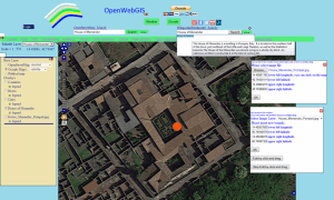 "View on Google Maps of Villa ""House of Menander"" in Pompeii"
