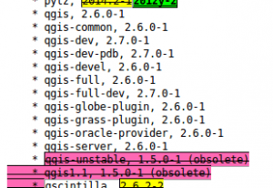 OSGEO4W installer