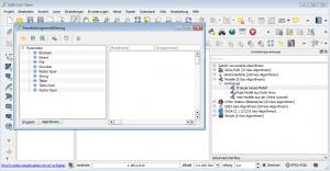 Erstellung eines neuen QGIS-Funktionsmodells