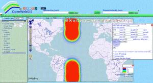 Figure 15 - Animation of heatmap