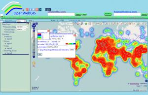 Figure 4 - Result heatmap