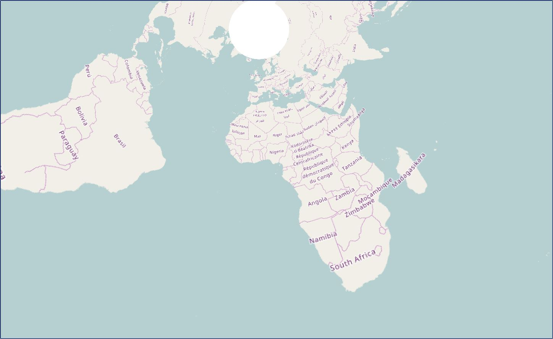 IAU2000: 51118 Carme Noth Pole Stereographic