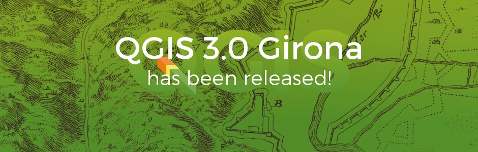 QGIS 3 screen